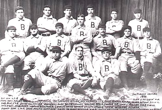 1899_orioles | fleetwood area historical society