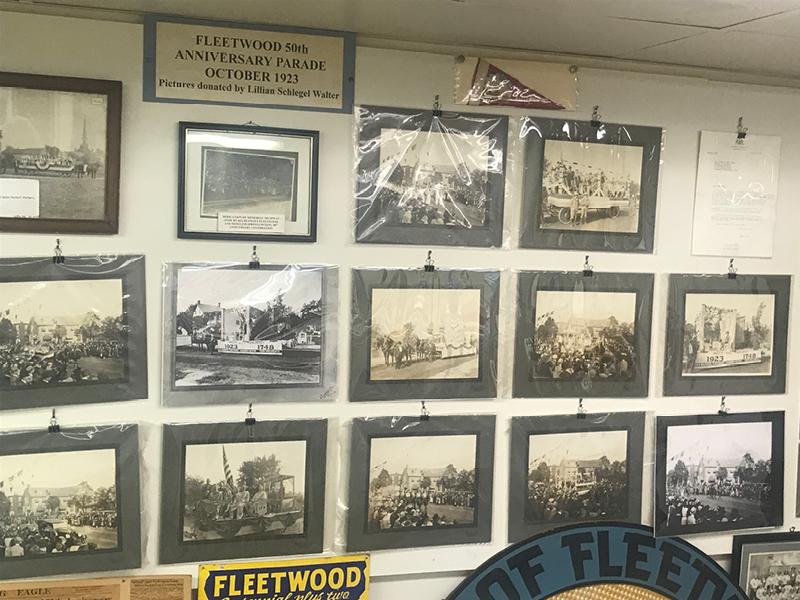 Fleetwood 50 Year Anniversary