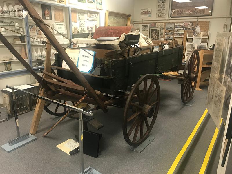 Fleetwood Farm Wagon