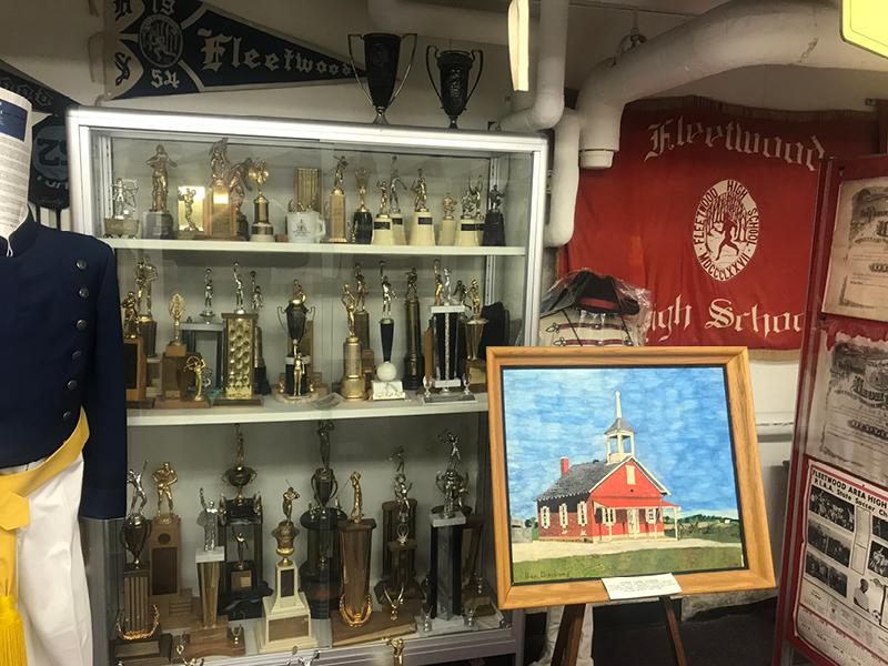 Fleetwood Sports Trophies